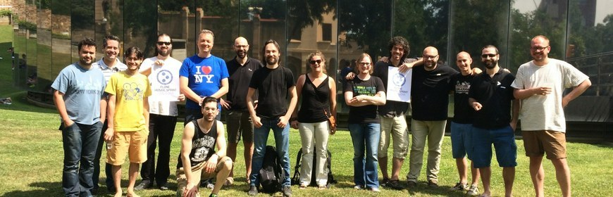 A report on the Plone Mosaic sprint in Barcelona and its amazing outcome: save the deco vision.