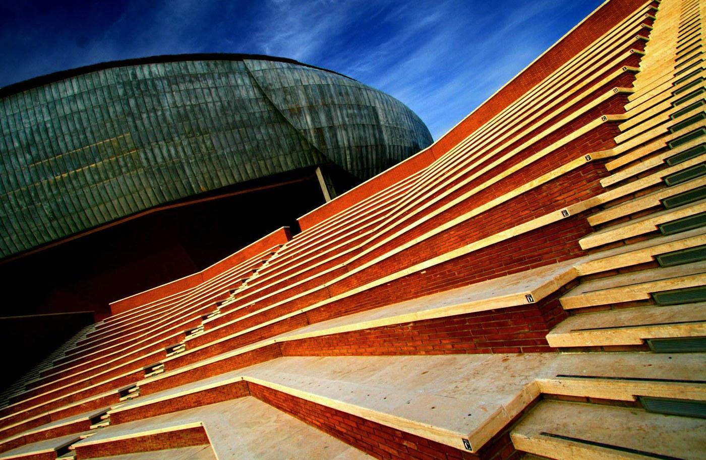 Rome - Auditorium