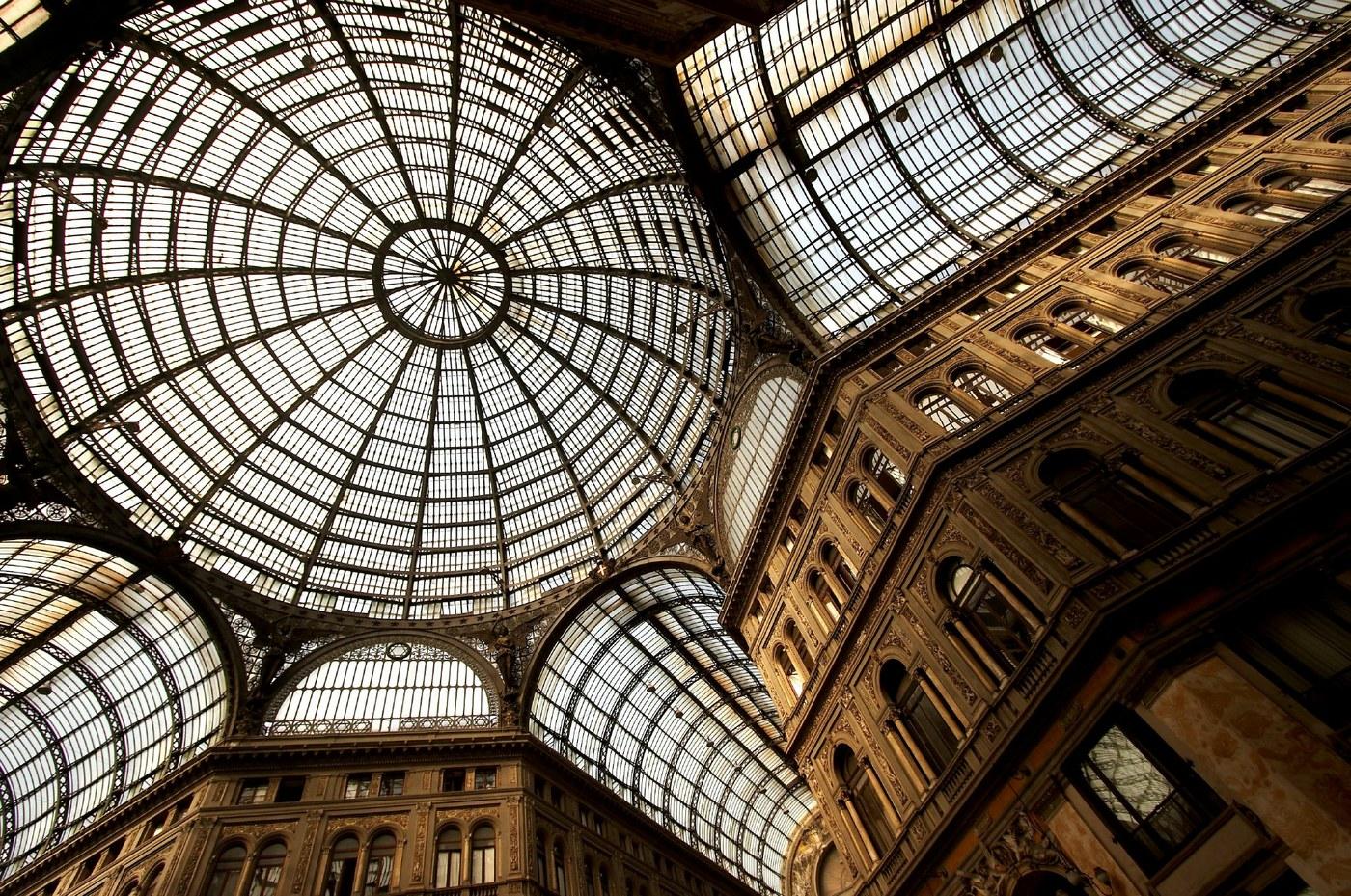 Naples - Galleria Umberto I