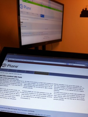 Plone Mosaic sprint final report — Abstract